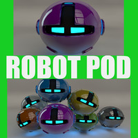 3ds robotic pod
