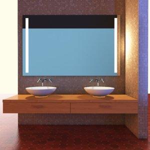 designer washbowl 3d model
