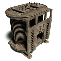1920 transformer 3d max