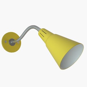 max ikea kvart wall lamp