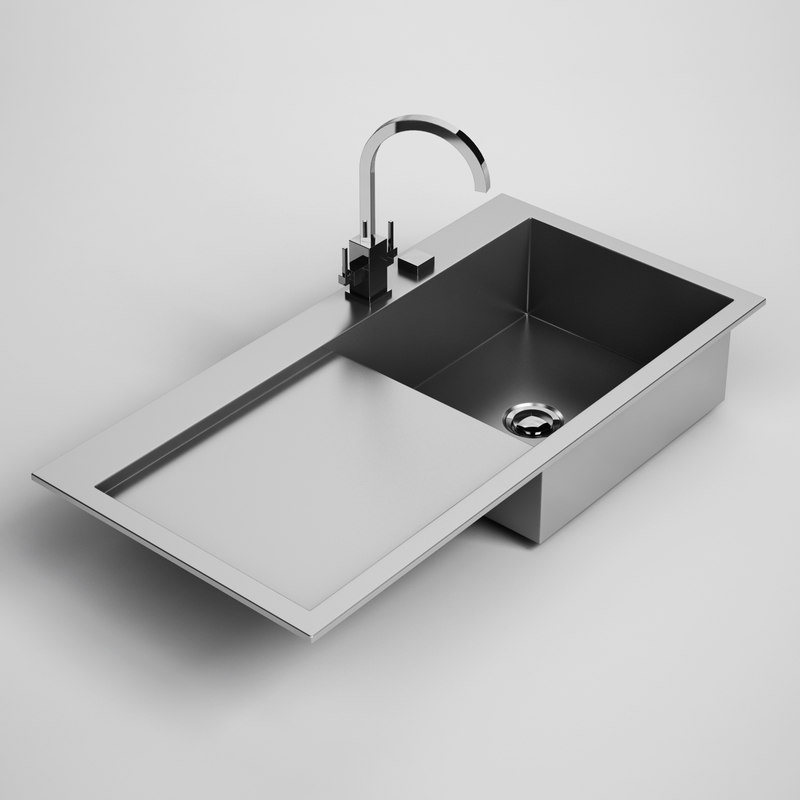 Model Kitchen Sink - Kitchen sink models