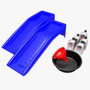 tire ramp 3D models