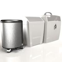 maya kit indoor bins