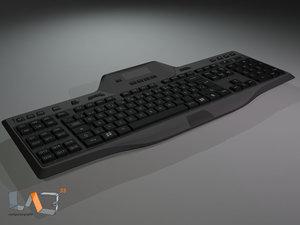 maya logitech g510 keyboard