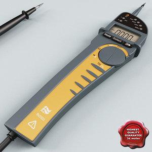 3ds max pen type multimeter