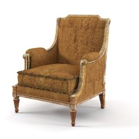 Provasi 0692 classic armchair arm chair