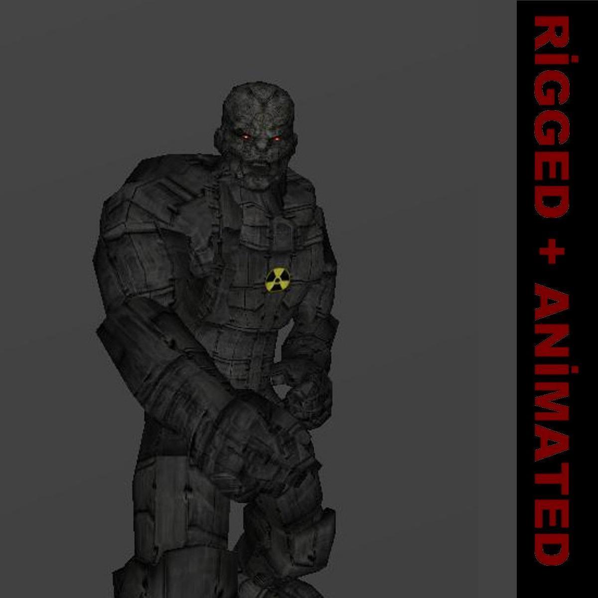 fps creator character 3d model