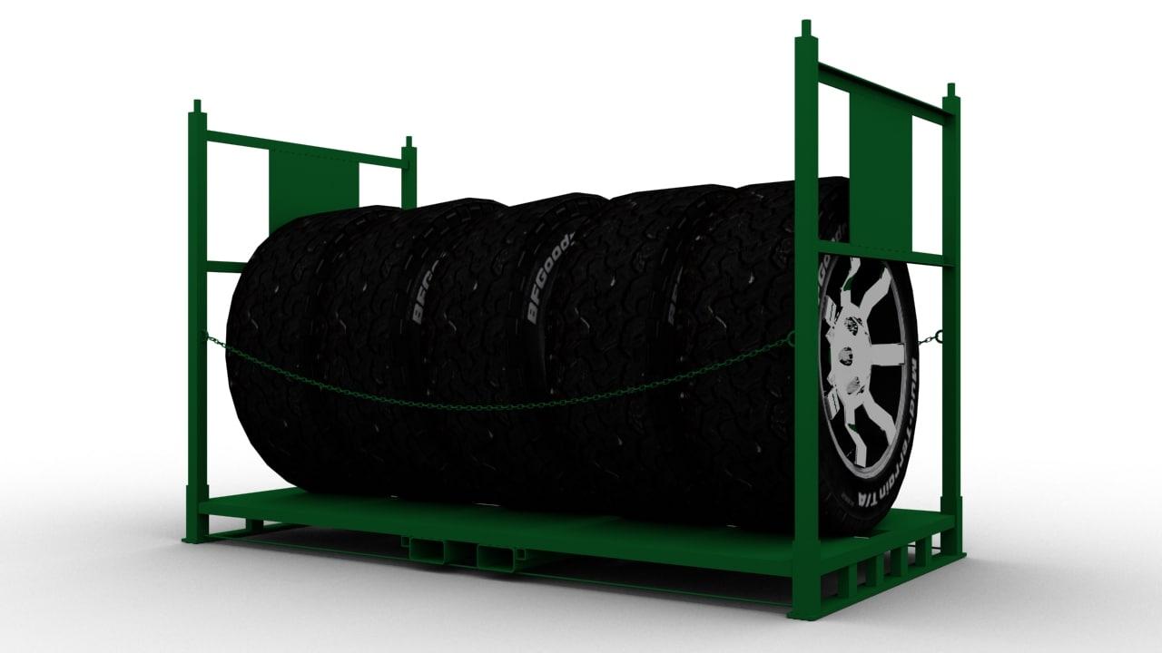 max tire rack