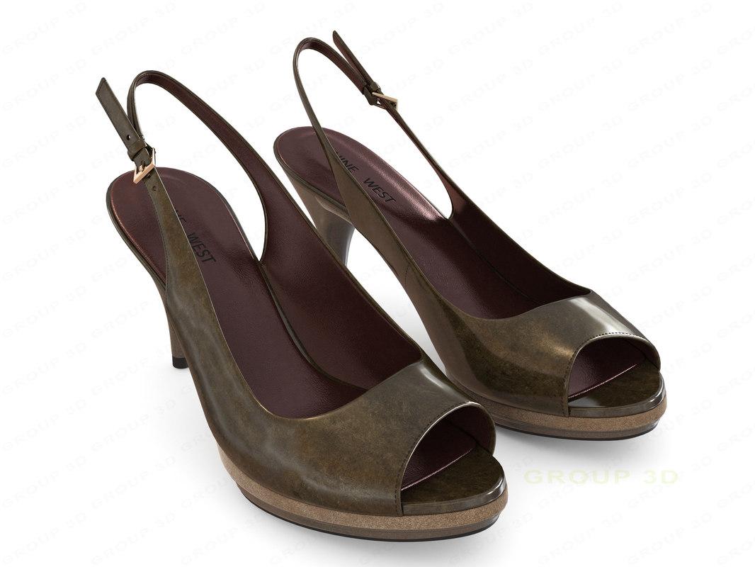 ladies sandals 3ds