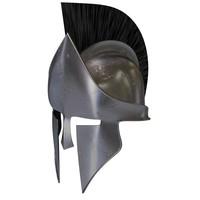 spartan helmet 3d max