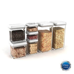 spice rack 3ds