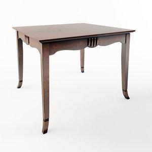 max table francesco pasi