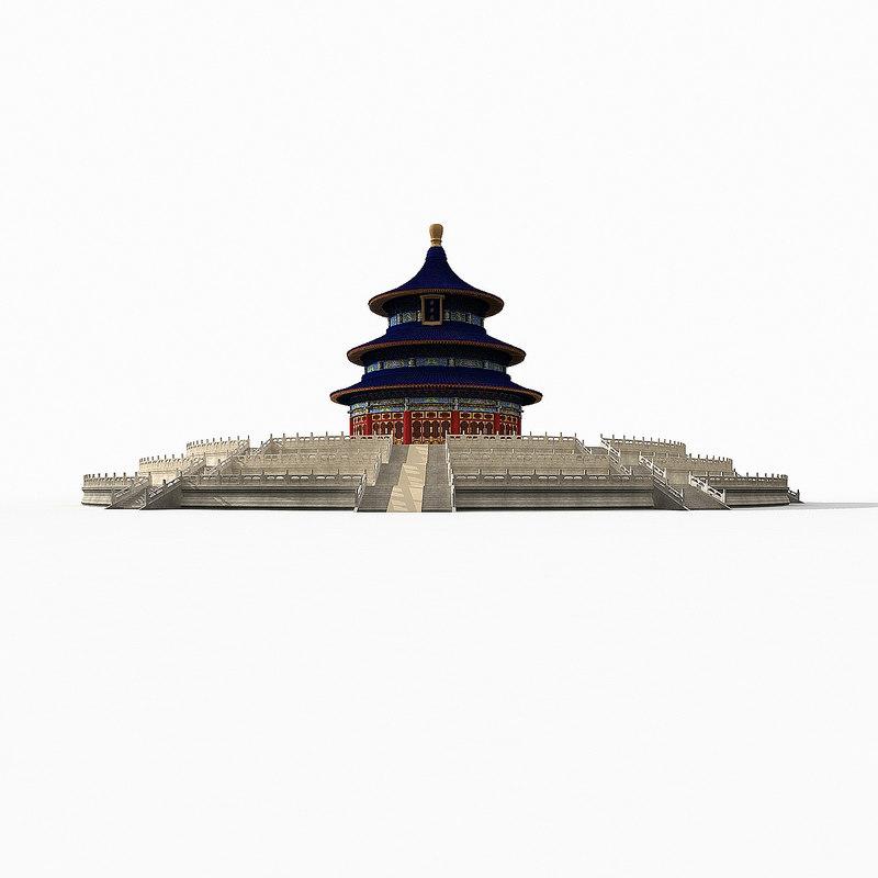 max temple heaven