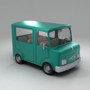 3d max toy truck