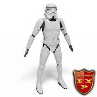 Robot trooper