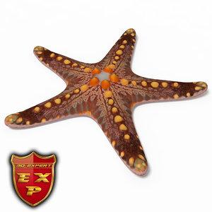 star starfish 3ds