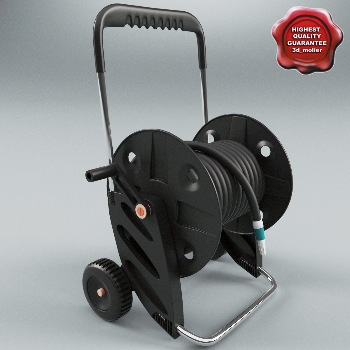max claber hose cart