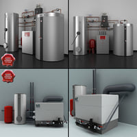 Home Heating Systems Collection