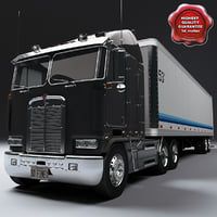 Kenworth K100 Trailer