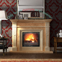 fireplace 45 3d 3ds