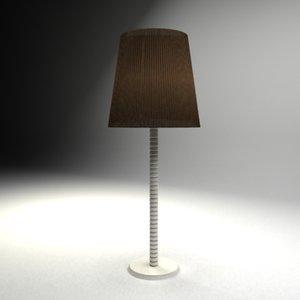 leg lamp max
