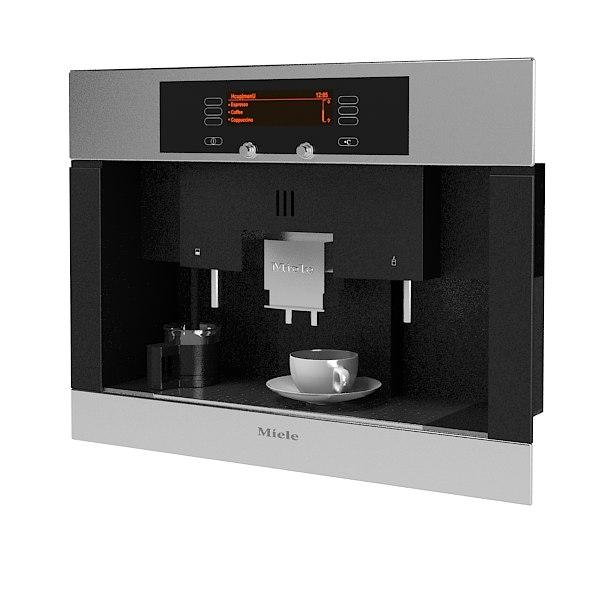 Miele Coffe Bean Kitchen Machine Integrated