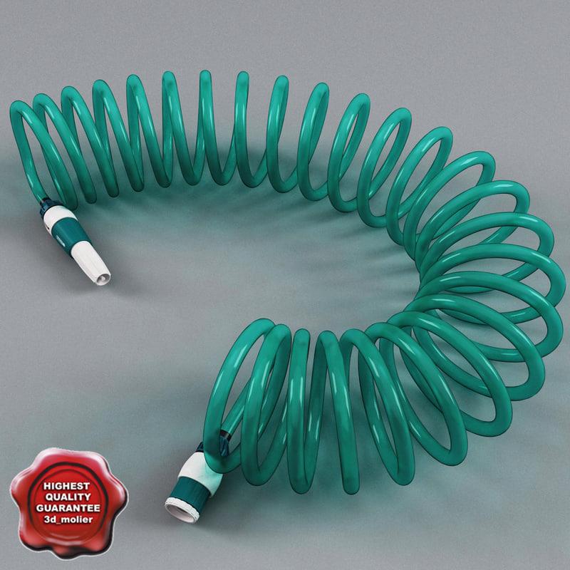 raco hose pipe 3d model