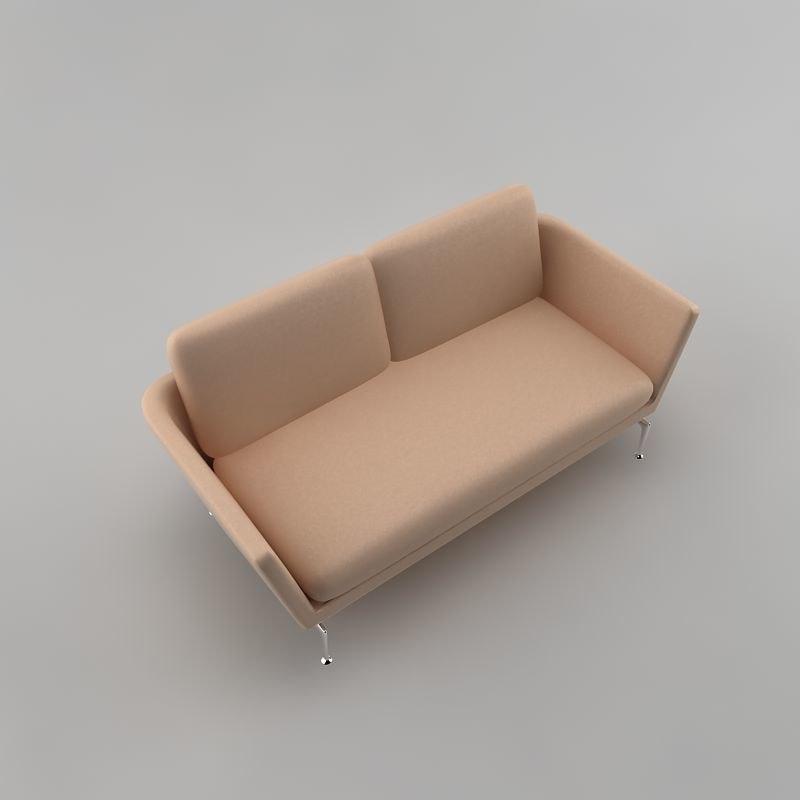 lounge sofa 3ds