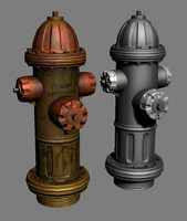 Fire Hydrant Game Prop