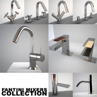 Fantini Mixers Collection