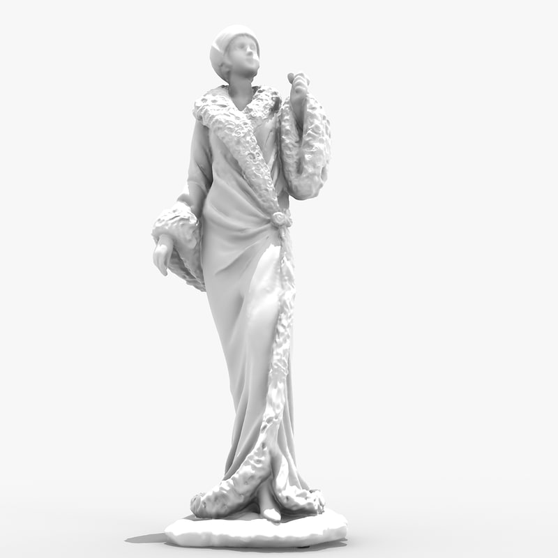 female figurine max