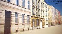 City Buildings - Pack 1