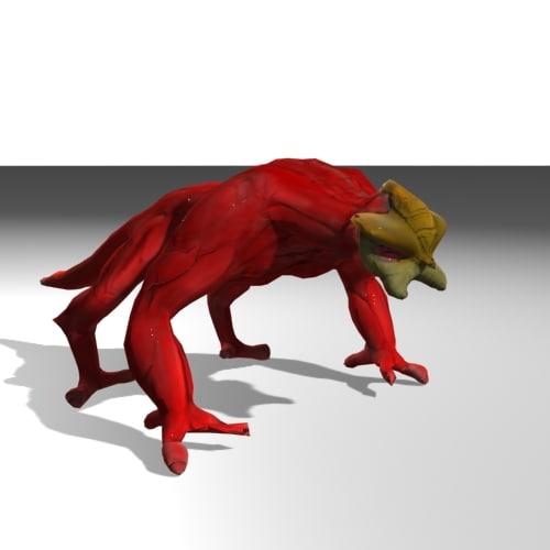 demon 3d 3ds