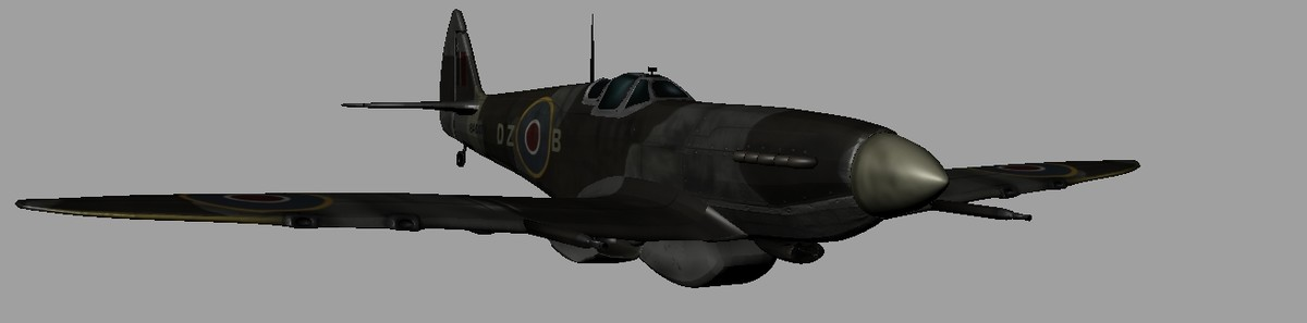 ma spitfire war