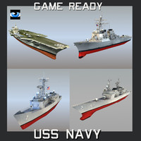 USS NAVY collection