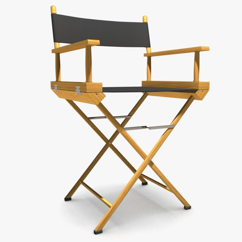 director s chair max