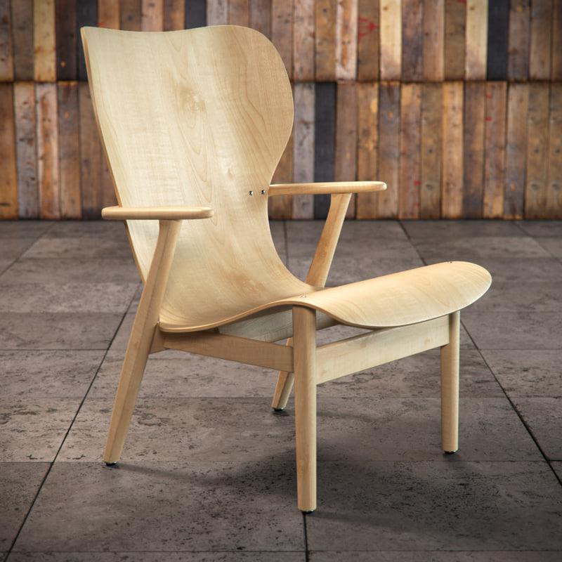 ilmari domus lounge chair max