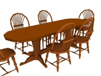 maya kitchen table chairs
