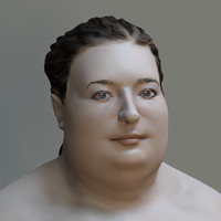 3d model big nude