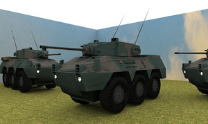 3ds max japanese type87 scout car