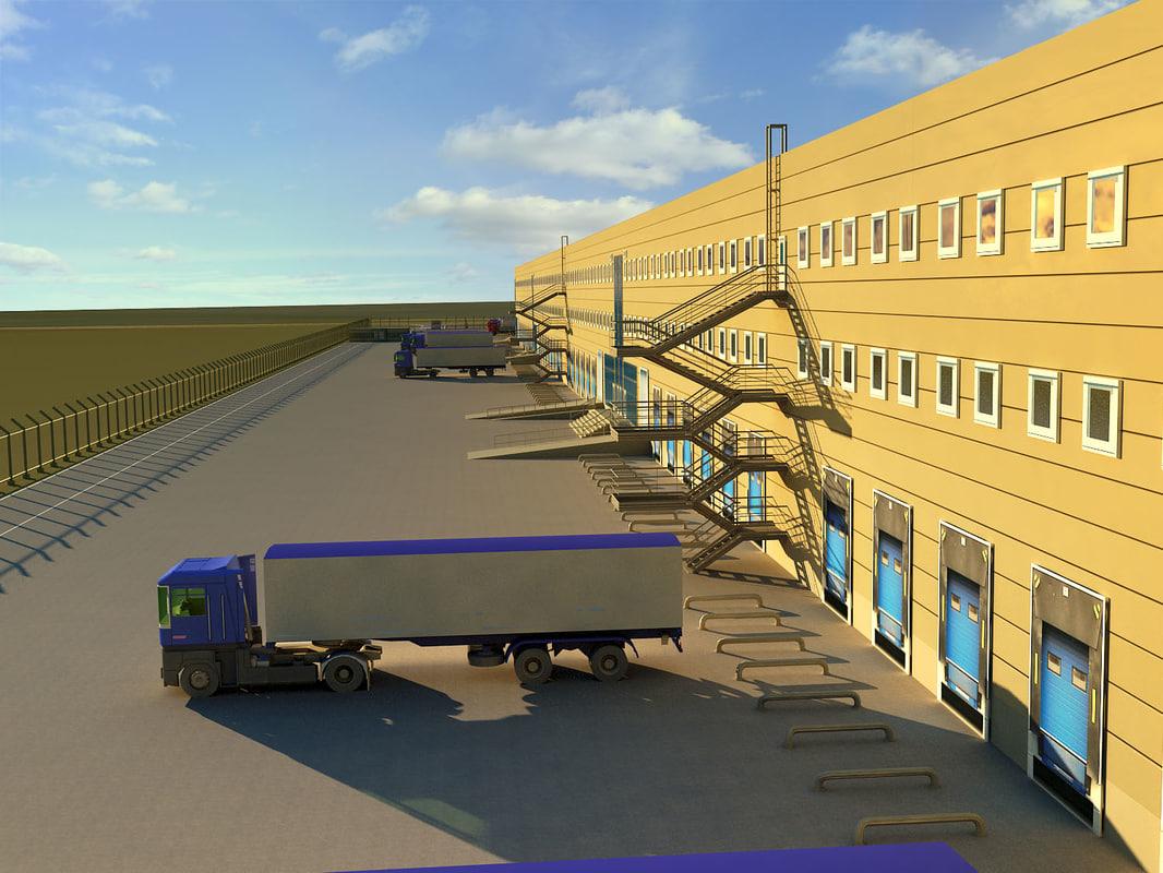 warehouse complex max