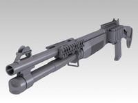 3d benelli shotgun