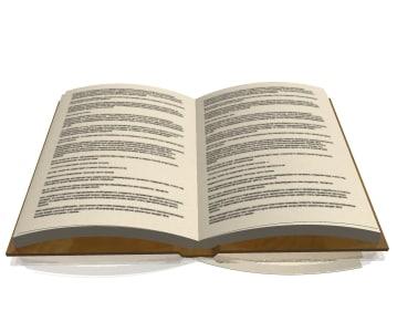 3d book preloader