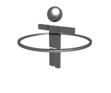 scanning animation 3d model
