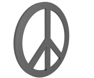 peace sign max