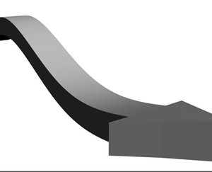 max crawling arrow animation
