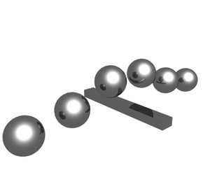 jumping balls animation fbx