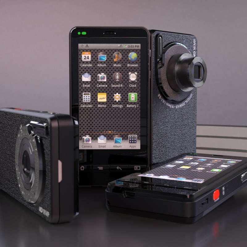 3d model modo scanline mentalray