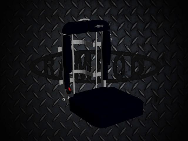 3d model s c b jump