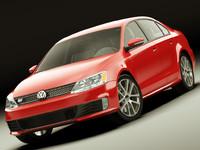 VW Jetta GLI 2012